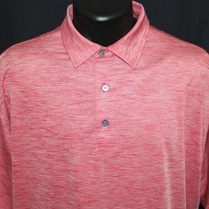 Footjoy Performance Golf Shirt, Large Outstanding